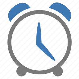 alarm, bell, clock, hour, ringing, timer icon
