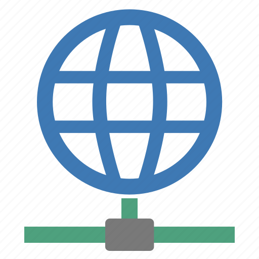 communication, connected, connection, internet, network, web, world icon