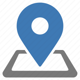 gps, location, map, marker, navigation, pointer, position icon