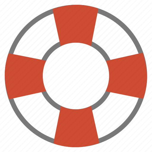 assistance, customer, help, life buoy, service, support, urgency icon