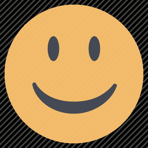 emoji, emoticon, emotion, expression, happy, smiley icon