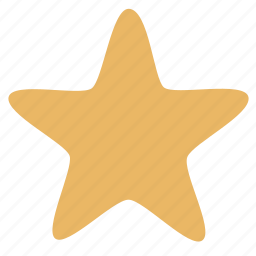 full, satisfied, star, yellow icon