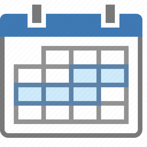 calendar, day, months, selection icon