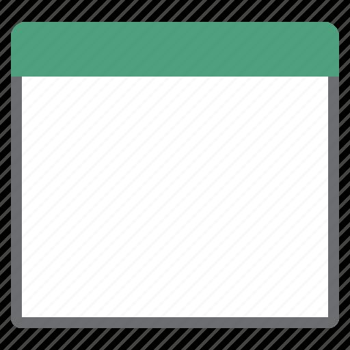 basic, mode, view icon