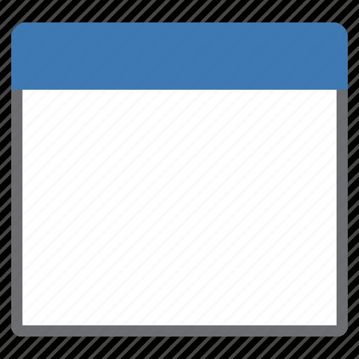 create, new, window icon