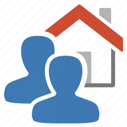 group, home, management, user, users icon