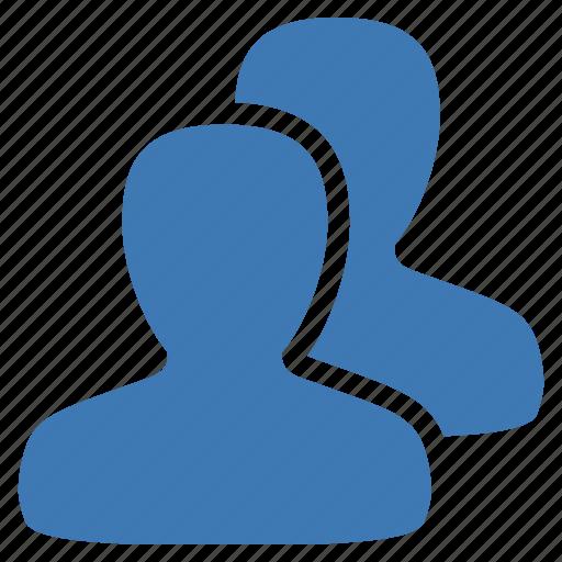 management, men, team, users, workforce icon