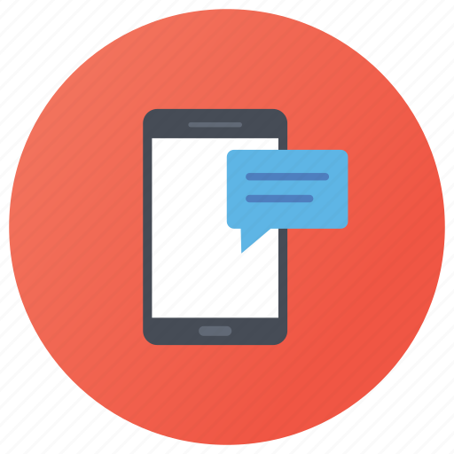 chatting, mass communication, messaging, mobile chat, text icon