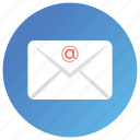 electronic message, email, email envelope, online mail, text email icon
