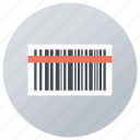 bar code, computer code, referral code, universal product code, upc icon