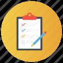 audit report, checklist, custom report, feed back, survey report
