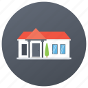 cottage, dwelling, hotel, house, hut, loghome icon