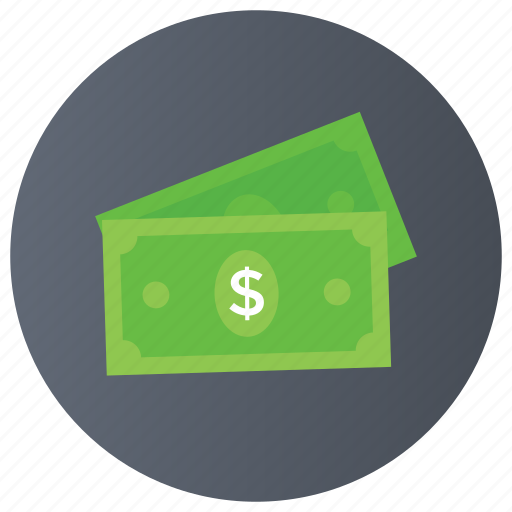 currency, dollar, finance, financial stack, hardcash, money icon