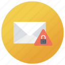 envelope protection, locked mail, mail protection, mail security, secure envelope