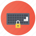 data protection, device locked, hardware security, keyboard lock, laptop security, pc protection