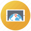 gps location, location map, navigation, online globalization, searching location icon