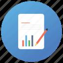 analytics, bar chart, bar graph, business graph, column drawing, data chart icon