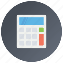 arithmetics, calculating machine, calculator, electronic abacus, mathematics, totalizer icon