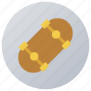 ice skate, roller boot, roller skate, scooter, skateboard, slide icon