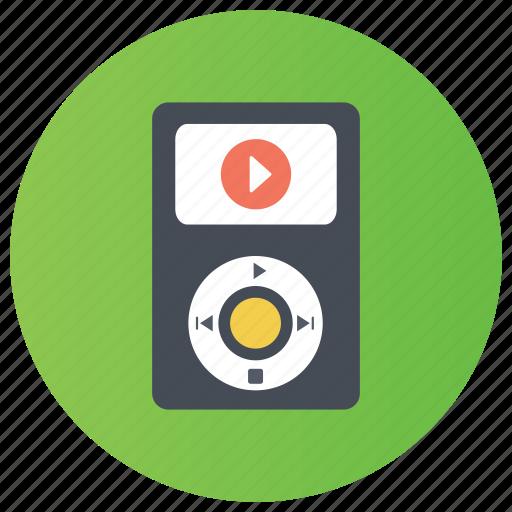 ipod, mp3 player, personal stereo, portable music player, transistor, walkman icon
