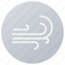 air, air currents, blow, breeze, cyclone, wind icon