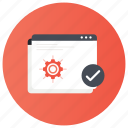 internet setting, online setting, seo, setting configure, web page setting icon