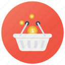 browsing, buy goods, grocery, purchasing, shopping icon