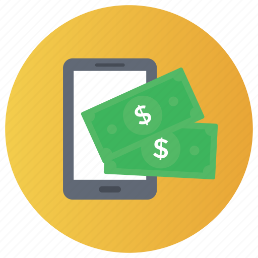banking app, digital transaction, mobile bank, mobile payment, online banking icon