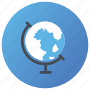 earth planet, globe, map, sphere, world icon