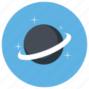 astronomy, galaxy, milky way, nebula, planet, solar system, space icon