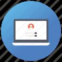 login, login page, login password, user interface, user login icon