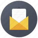 air mail, junk mail, letter, mail, parcel, text mail, view mail icon