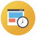 connection speed, web speed, internet speed, search engine optimization, seo, page speed test icon