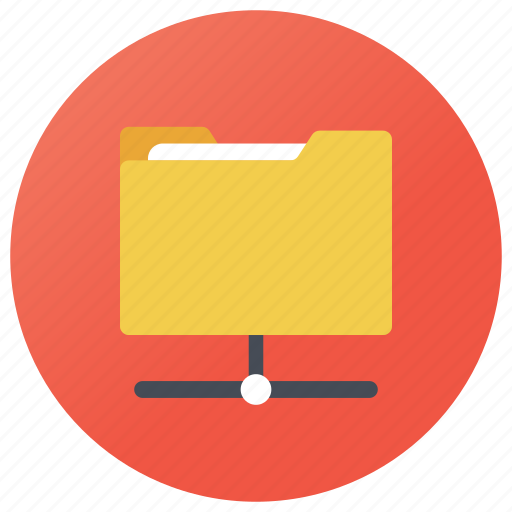 document case, file, folder, paper envelope, portfolio icon