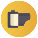 cutting, film editing, film reel, movie projection, video editing icon