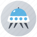 astronomy, space capsule, space craft, space shuttle, spaceship icon