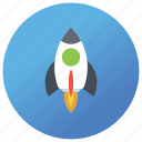 blastoff, introduction, launching, product launch, publish, rocket launch, start up icon