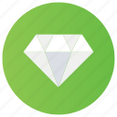 allotrope, diamond, gemstone, rock, zircon icon