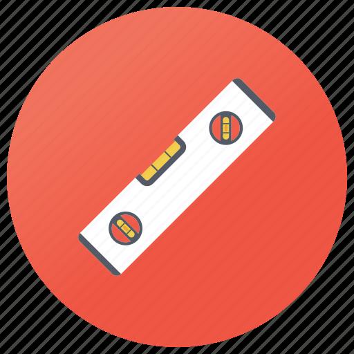 boloboc, builder ruler, building level, construction tool, leveler icon