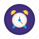 alarm, campaign, clock, notification, time, timer, timing icon