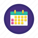 appointment, calendar, event, events, plan, planning, schedule icon