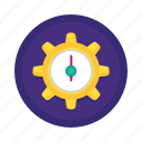 cog, gear, optimization, options, performance, seo, settings icon