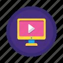 marketing, video, media, movie, multimedia, online, player