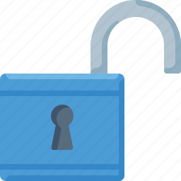 lock, locked, privet, protect, safe, security, unlock icon