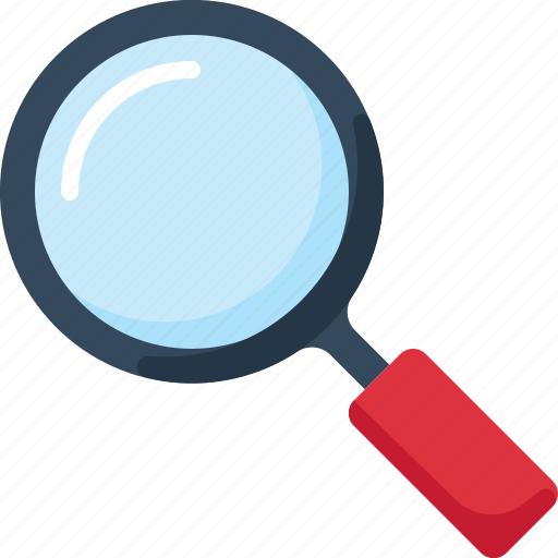 Glass, magnifier, search, zoom icon - Download on Iconfinder