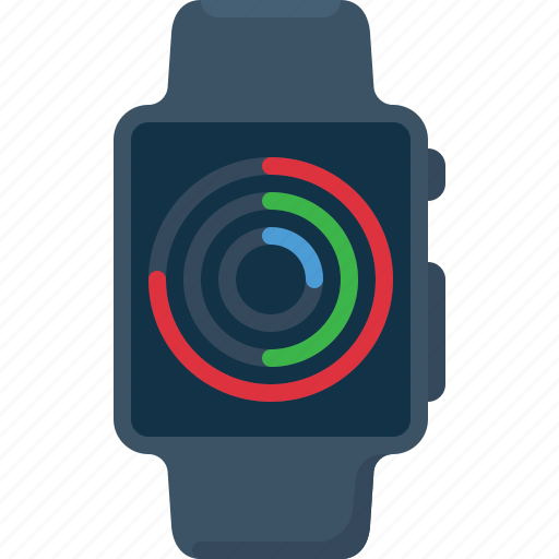apple, apple watch, device, smartwatch, watch, wearable icon