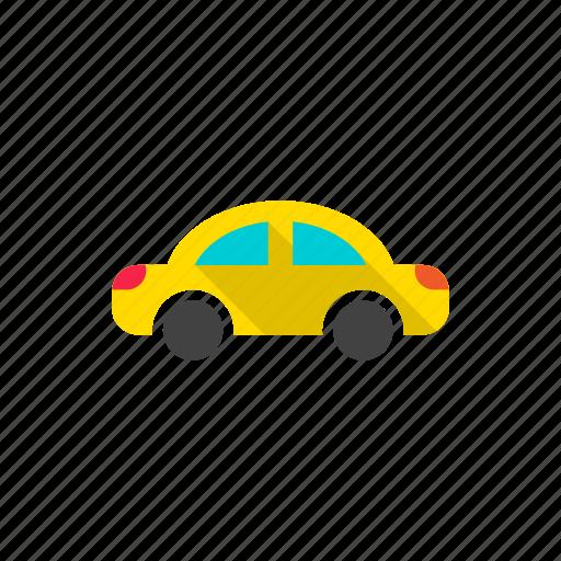 automobile, cab, car, motor, taxi, van, vehicle icon