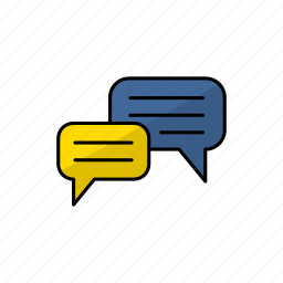 chat, email, message, mms, skype, sms, whatapp icon