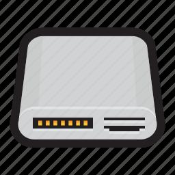 card, compact, flash, micro, reader, sd icon