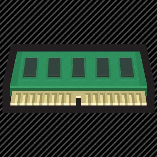 access, data, memory, ram, random, storage icon